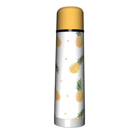 Termo 750 ml Diseño Piñas