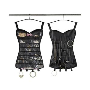 Organizador bijou Umbra Little Black Corset