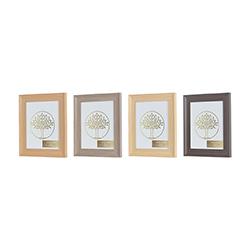 Portarretratos Mdf simil madera 20×25