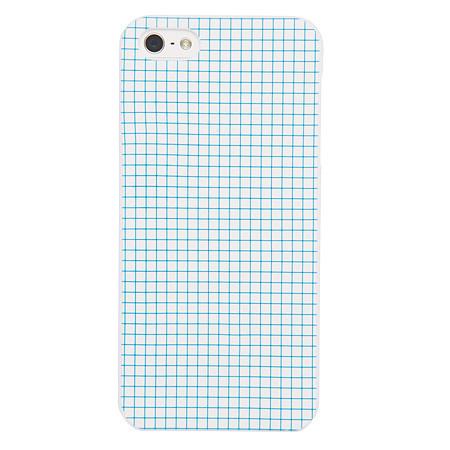 Carcasa iPhone 5/5s: Cuadriculado