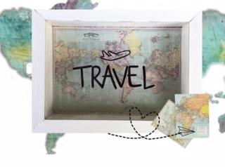 Alcancía travel