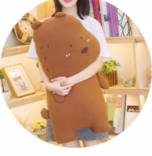 Almohadón oso XL