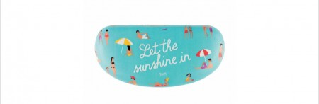 Estuche para Lentes BESICLE Let the sunshine in 16.5*6.5*5.5 cm