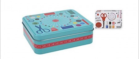 Caja costura con accesorios incluidos