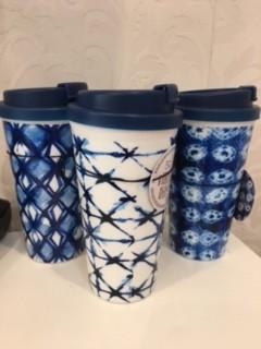 Mug 400ml plástico varios diseños