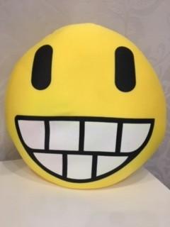 Almohadón smile