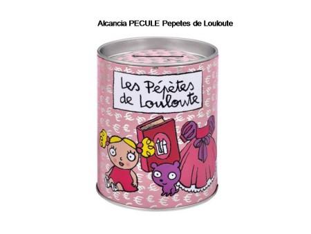Alcancia DLP PECULE Pepetes de Louloute