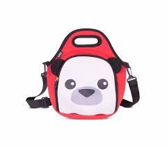 Lunchera infantil Brio-diseño panda