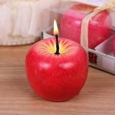 Mini vela manzana